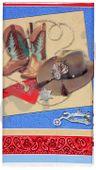 Obrus Wild West