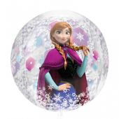 Fóliový balón orbz Frozen