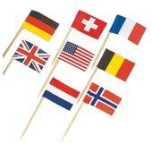 Ozdobné vlajočky