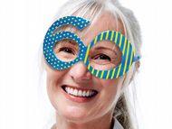 """Párty okuliare """"60"""""""