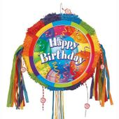 Piňata Brilliant Birthday