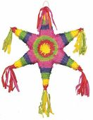 Piňata Mexická hviezda