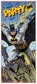 Plagát na dvere Batman