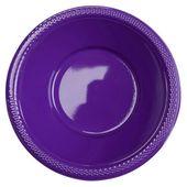 Plastová miska fialová