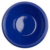Plastová miska modrá