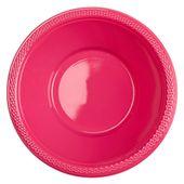 Plastová miska ružová