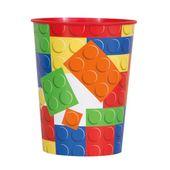 Pohárik plastový Lego