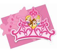 Pozvánky Disney Princezné