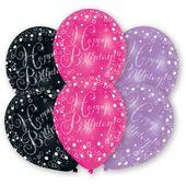 Balóny Pink Diamonds