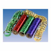 Serpentíny holografické farebné