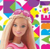 Servítky Barbie Sparkle