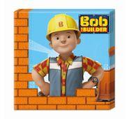 Servítky Bob staviteľ
