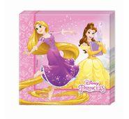 Servítky Disney Princezné ružové