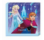 Servítky Frozen Snowflakes