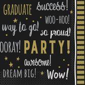 Servítky Graduation