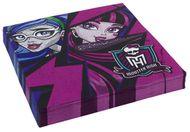 Servítky Monster High