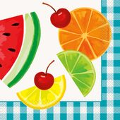 Servítky Ovocný piknik
