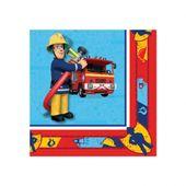 Servítky Požiarnik Sam