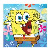 Servítky Spongebob