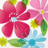 Servítky Spring Flowers
