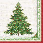Servítky Tradičné Vianoce