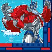 Servítky Transformers 2