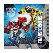 Servítky Transformers