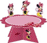 Stojan na tortu Minnie Mouse