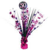 """Stolná dekorácia """"50"""" Pink Diamonds"""