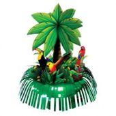 Stolová dekorácia Hawai ostrov
