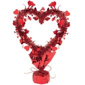 Stolová dekorácia Heart