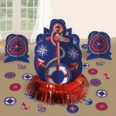 Stolová dekorácia set Námornícka párty