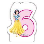 Sviečka 6 Disney Princezné