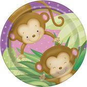 Tanierik baby girl Monkey