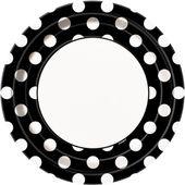 Tanierik čierne bodky