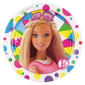 Tanierik malý Barbie Sparkle