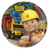 Tanierik malý Bob staviteľ
