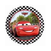 Tanierik malý Cars Red