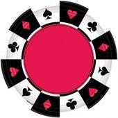 Tanierik malý Casino