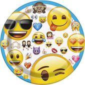 Tanierik malý Cool Emoji