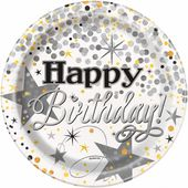 Tanierik malý Glittering Birthday