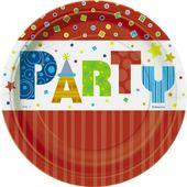 Tanierik malý Party time
