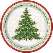 Tanierik malý Tradičné Vianoce