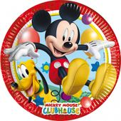 Tanierik veľký Mickey Clubhouse