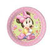 Tanierik veľký 1.narodeniny Minnie