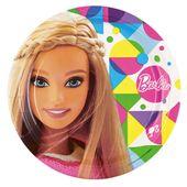 Tanierik veľký Barbie Sparkle