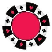 Tanierik veľký Casino