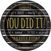 Tanierik veľký Graduation