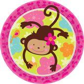 Tanierik veľký Monkey Love