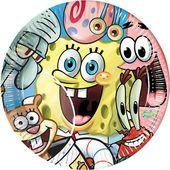 Tanierik veľký Spongebob*